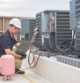 Commercial Air Conditioning Repair & Service Livonia | Mechanical Temp - cooling-maintenance